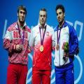 کیاونوش رستمی,المپیک,المپیک 2012,کیانوش رستمی در المپیک 2012,عکس های کیانوش رستمی
