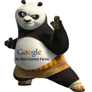 پنج نکته راجعه به Google Panda
