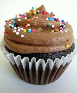 سال نو میلادی با کیک شکلات فوری در فنجان!