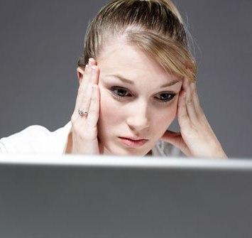 اگر زیاد با کامپیوتر ولپ تاپ کار می کنید حتما ضد آقتاب بزنید!