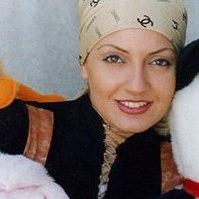 عکس های مهناز افشار در کنار کودک سرطانی