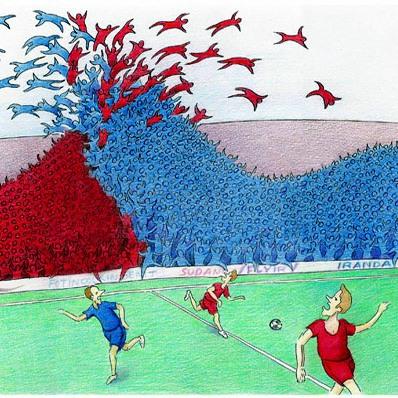 اس ام اس ویژه دربی استقلال و پرسپولیس
