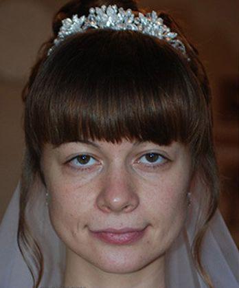 عکس های حیرت انگیز از زنان قبل و بعد از آرایش !! تبدیل لولو به هلو !!