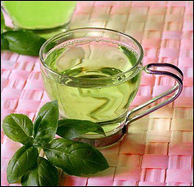 چربی سوزی با چای سبز