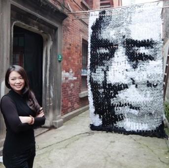 ابتکار جالب با استفاده از جوراب در چین