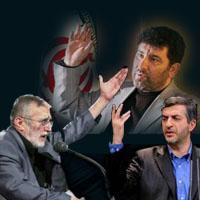 قرار مجرمیت برای 2 مداح مشهور  به دلیل توهین به اسفندیار رحیم مشایی
