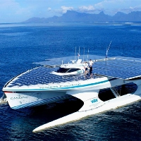 تست موفقیت آمیز سفر اولین کشتی خورشیدی! + عکس