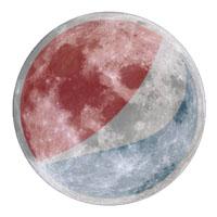 تاباندن لوگوی پپسی روی کره ماه شایعه بود؟!