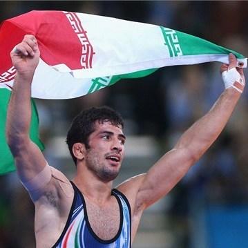 امید ایران در المپیک طلا گرفت + عکس های امید نوروزی و سالتو زدن به بنا!