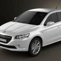 خودروی زیبا پژو ۳۰۱ به زودی عرضه میشود + عکس