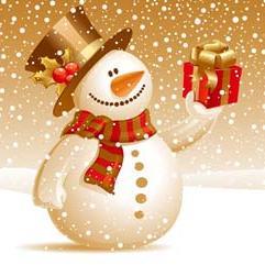 کارت پستال های کریسمس 2013
