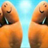 روانشناسی جالب انگشتان پا