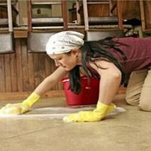 روشهایی جهت تمیز کردن کفپوشهای سرامیکی