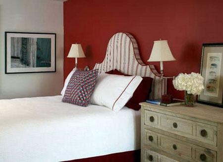 در اتاق خواب چه رنگی، حس بهتری دارید؟