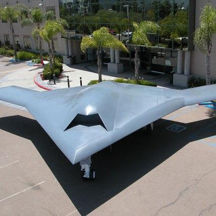 هواپیمای جاسوسی RQ-170 آمریکا را بیشتر بشناسید