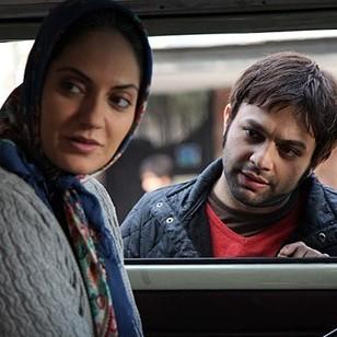 مهناز افشار در فیلم سینمایی برف روی کاج ها