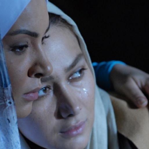 آناهیتا نعمتی و زیبا بروفه در فیلم سینمایی پایان دوم