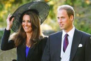 عکس رسمی عروسی پرنس ویلیام با خانواده های عروس و داماد