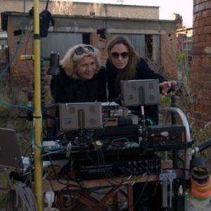 خداحافظی آنجلینا جولی از بازیگری و فعالیت به عنوان کارگردان + عکس