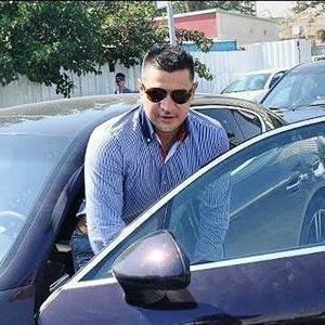 عکس اتومبیل 400 میلیون تومانی علی دایی!