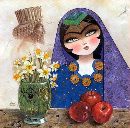 همه چیز درباره عید نوروز باستانی ایران