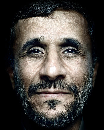 ماجرای پرتره معروف احمدی نژاد از زبان عکاس