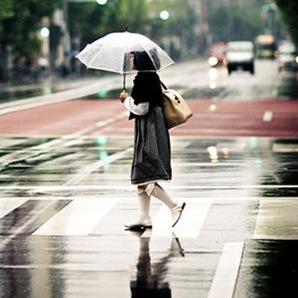 عکس هایی با مضمون روزهای بارانی