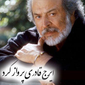 ایرج قادری در سکوت به خاک سپرده شد + عکس