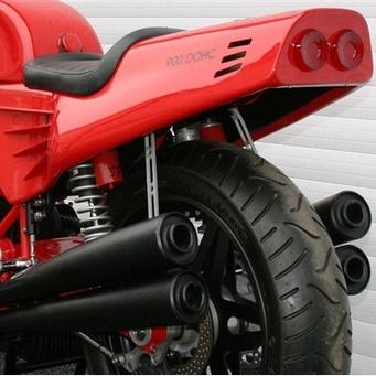 عکس موتور سیکلت فراری