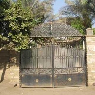 زندگی نامه مالک اشتر و عکس هایی از مقبره مالک اشتر در مصر