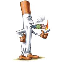 ترک سیگار و مواد غذایی سالم برای ترک سیگار!