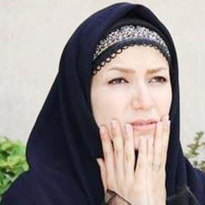 ديدار خاله شادونه با خانواده هاي قربانيان حادثه خرمدره +عکس