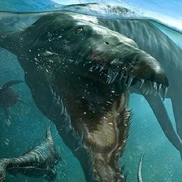 دایناسورهای وحشتناکی که در دریا زندگی می کردند! + عکس
