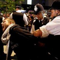 بازداشت 130 دوچرخه سوار در شب افتتاحیه المپیک در لندن + عکس