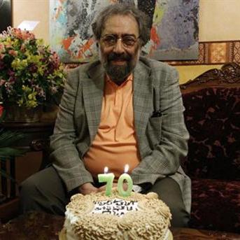 عکس هایی از مراسم تولد 70 سالگی مسعود کیمیایی