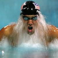 فلپس با ۱۹ مدال در تاریخ المپیک جاودانه شد + تصاویر