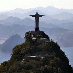 برزیل به استقبال المپیک میرود + تصاویر