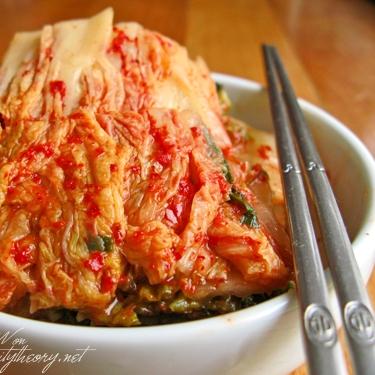 آموزش تصویری کیم چی غذای خوشمزه کره ای با 2 روش مختلف
