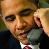 گفتگوی اوباما با مرسی و نتانیاهو
