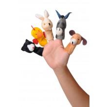 ساخت عروسک انگشتی