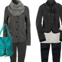 در زمستان چگونه لباس بپوشیم؟