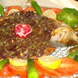 ماهی قزل آلا را اینگونه درست کنید تا لاغر شوید!