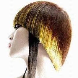 مدل هایلات و مش موهای تیره عید 92