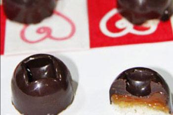 طرز تهیه شکلات کاراملی مخصوص نوروز