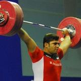 ایران قهرمان وزنهبرداری آسیا شد