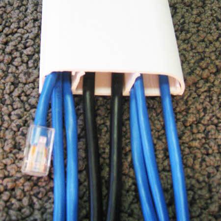 شبکه خانگی کامپیوتری با استفاده از خط تلفن