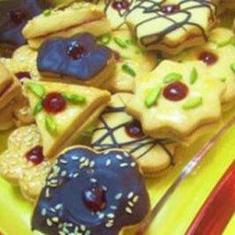 شیرینی آلمانی برای عید فطر