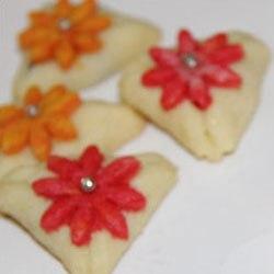 شیرینی مثلثی برای عید فطر
