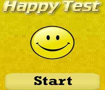 تست شادی : میزان شادی خود را بسنجید