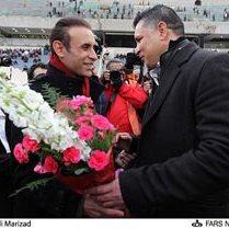 دایی:از گلمحمدی ناراحتم، میتوانم بهتر از او متلک بیندازم